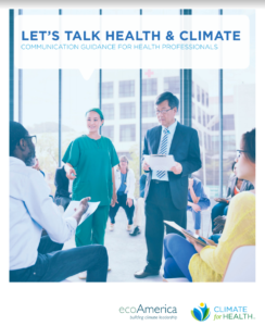 LET'S TALK HEALTH & CLIMATE