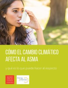 Asthma and Climate Change (Spanish)