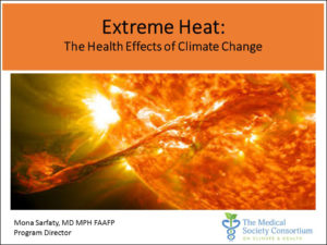 Extreme Heat: The Health Effects Of Climate Change (Pptx)